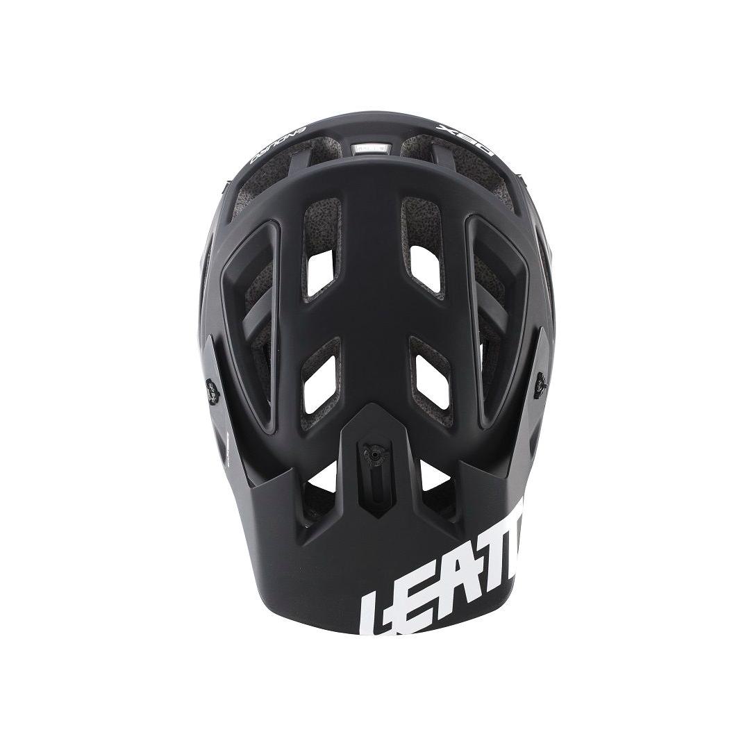 Helmet DBX 3.0 Enduro Black/White-4