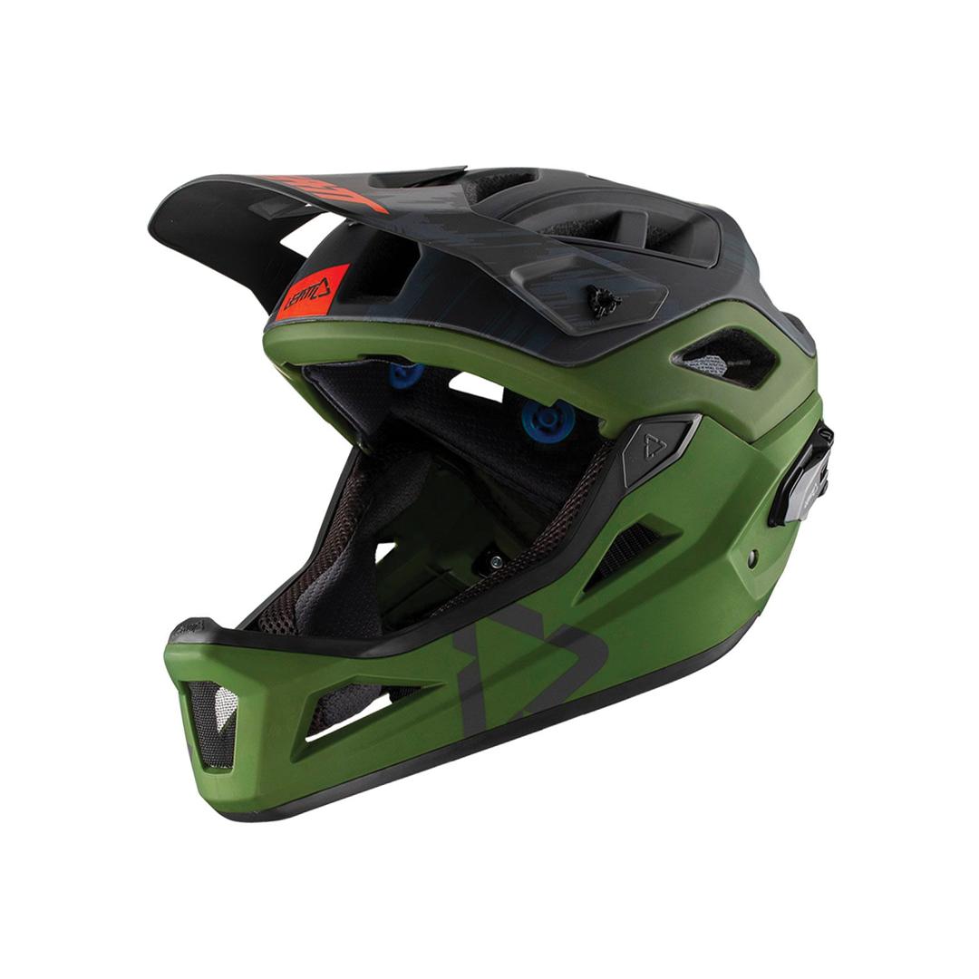 Helmet Leatt DBX 3.0 Enduro v19.1 Forest-1