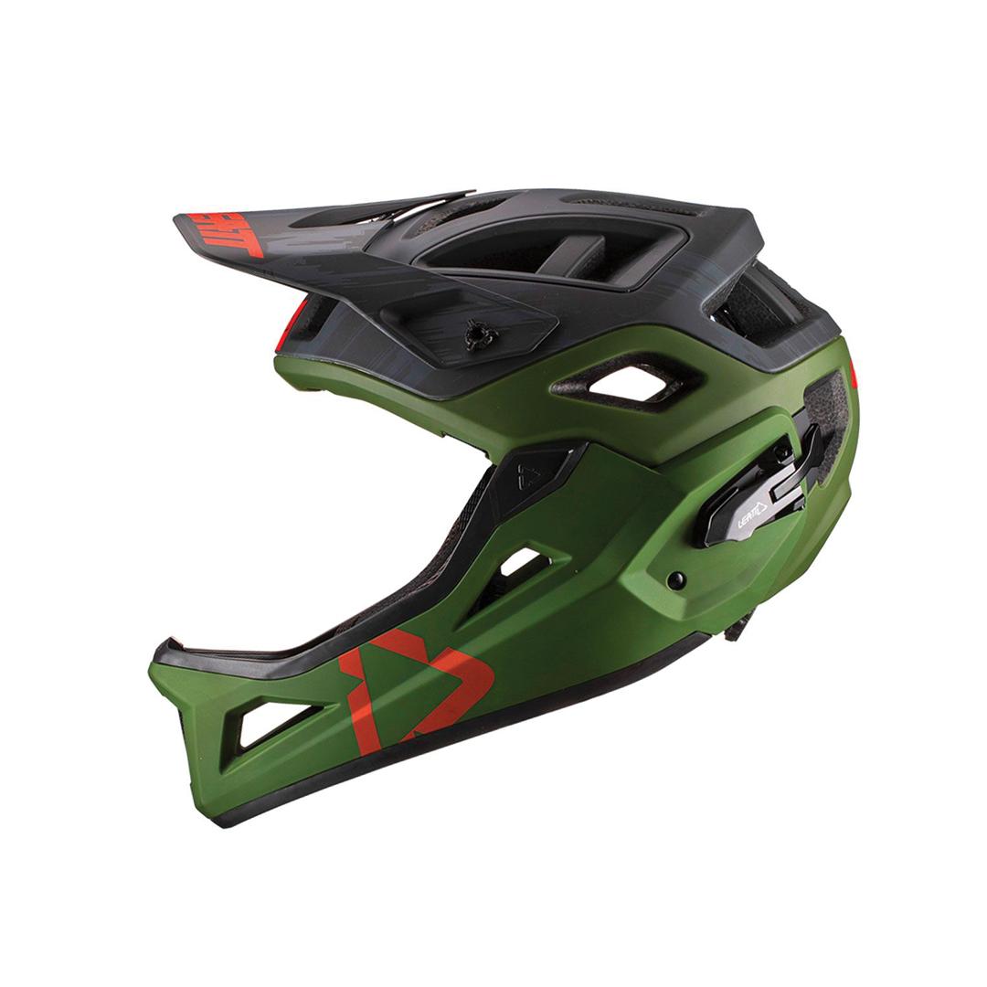 Helmet Leatt DBX 3.0 Enduro v19.1 Forest-2
