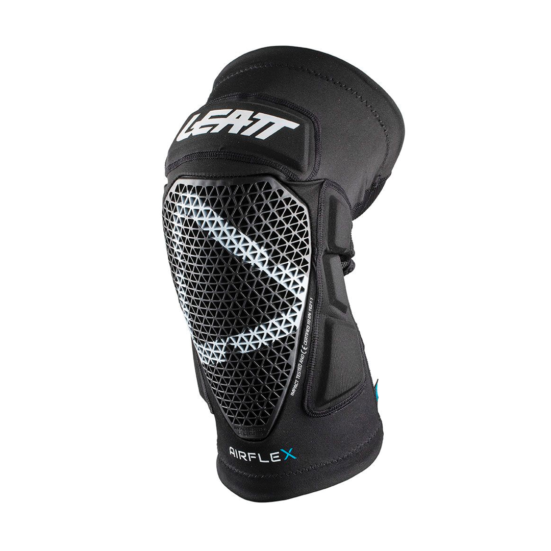 Knee Guards Leatt AirFlex Pro Black-1