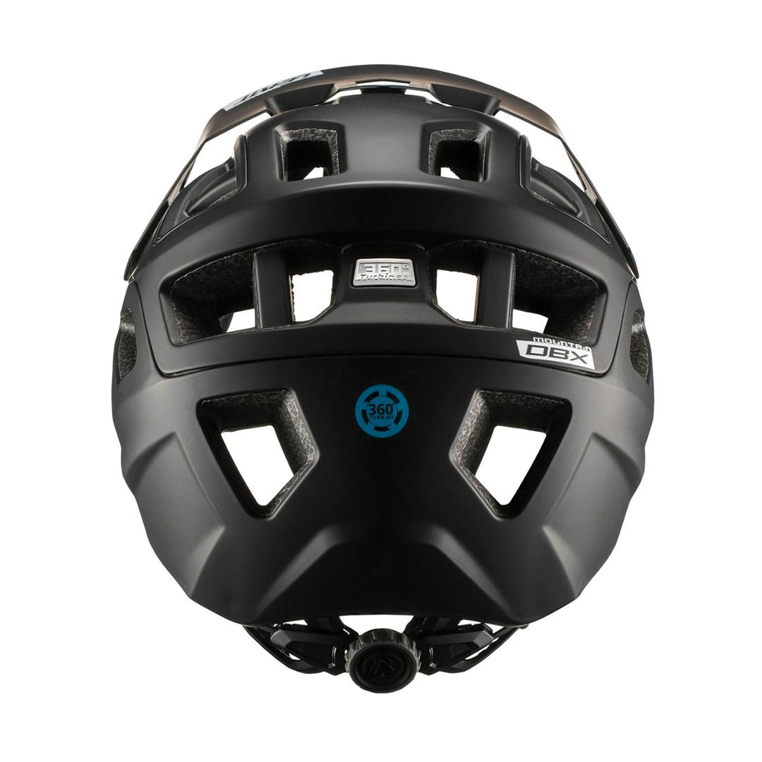 Helmet Leatt DBX 3.0 Allmtn Black-3