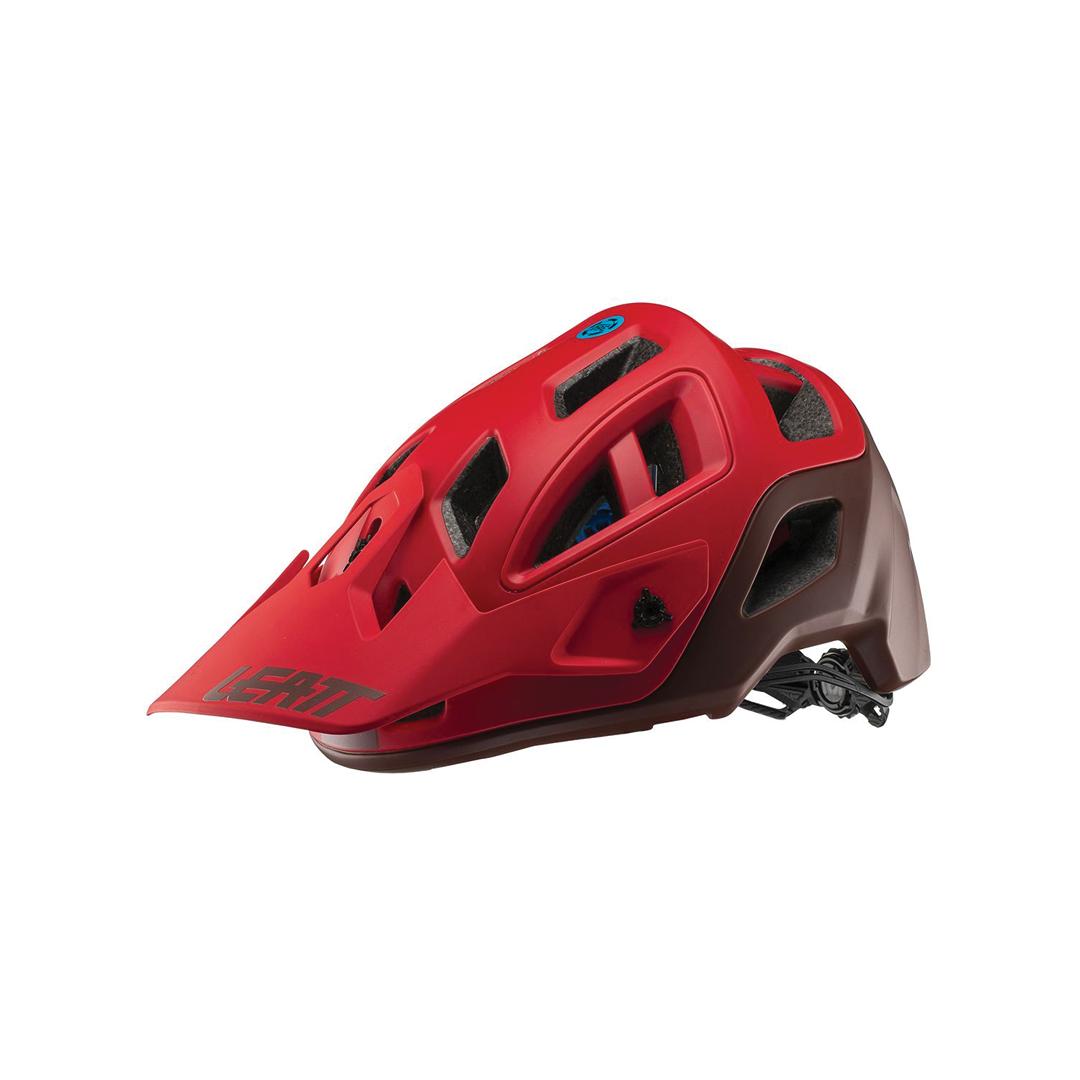 Helmet Leatt DBX 3.0 Allmtn V19.1 Ruby-1