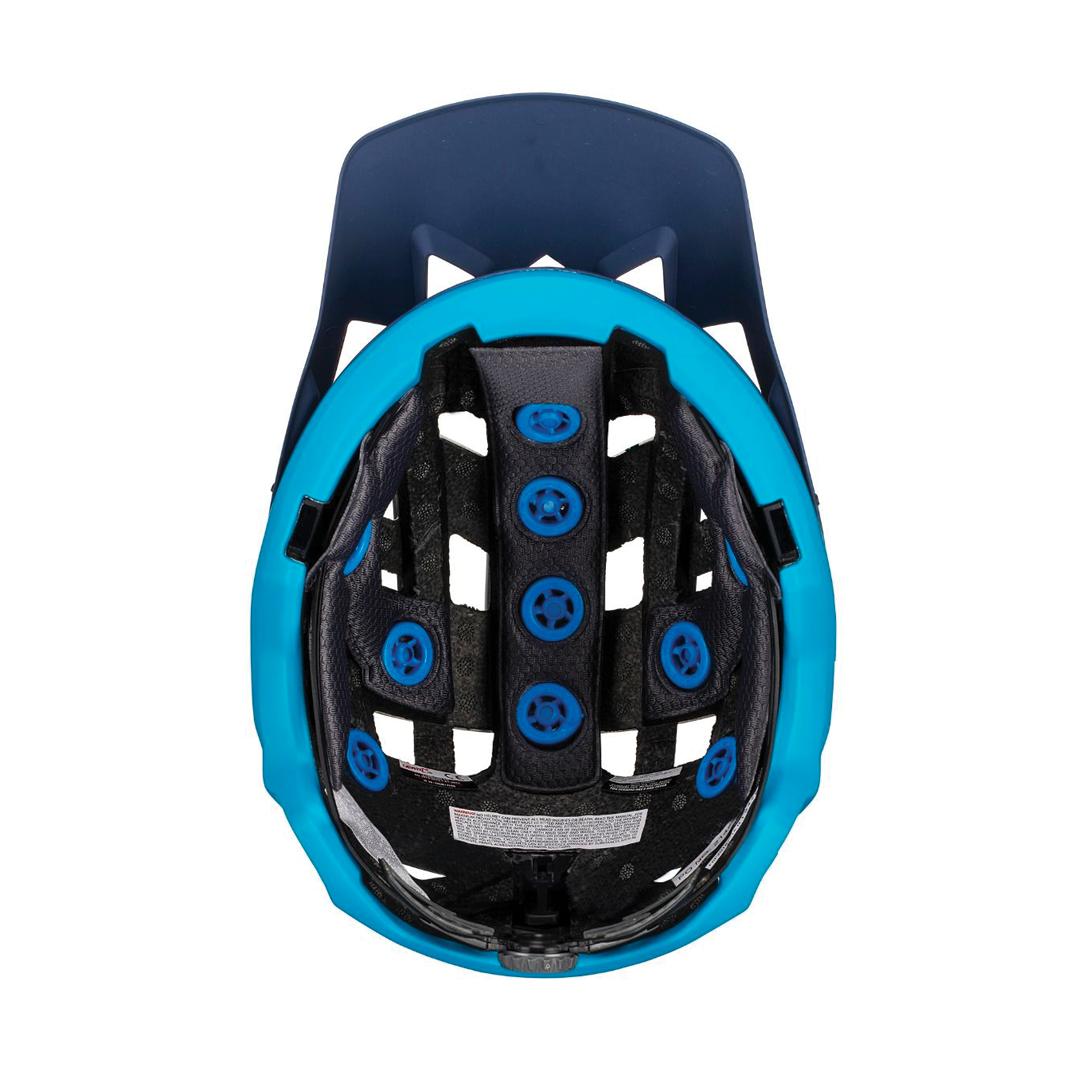 Helmet Leatt DBX 3.0 Allmtn V19.2 Blue / Blue-4