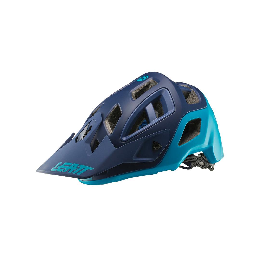 Helmet Leatt DBX 3.0 Allmtn V19.2 Blue / Blue-1