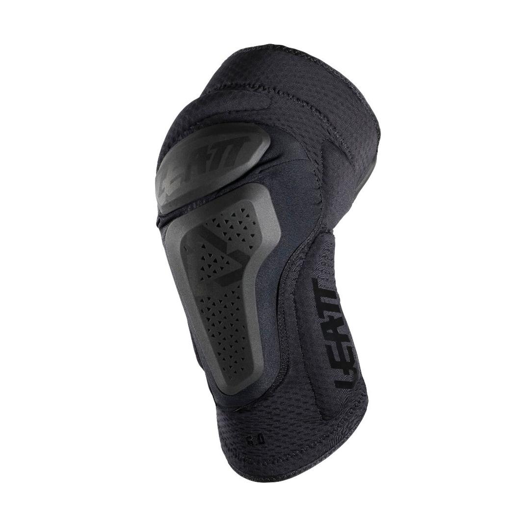 Knee Guards Leatt 3DF 6.0 Black-1
