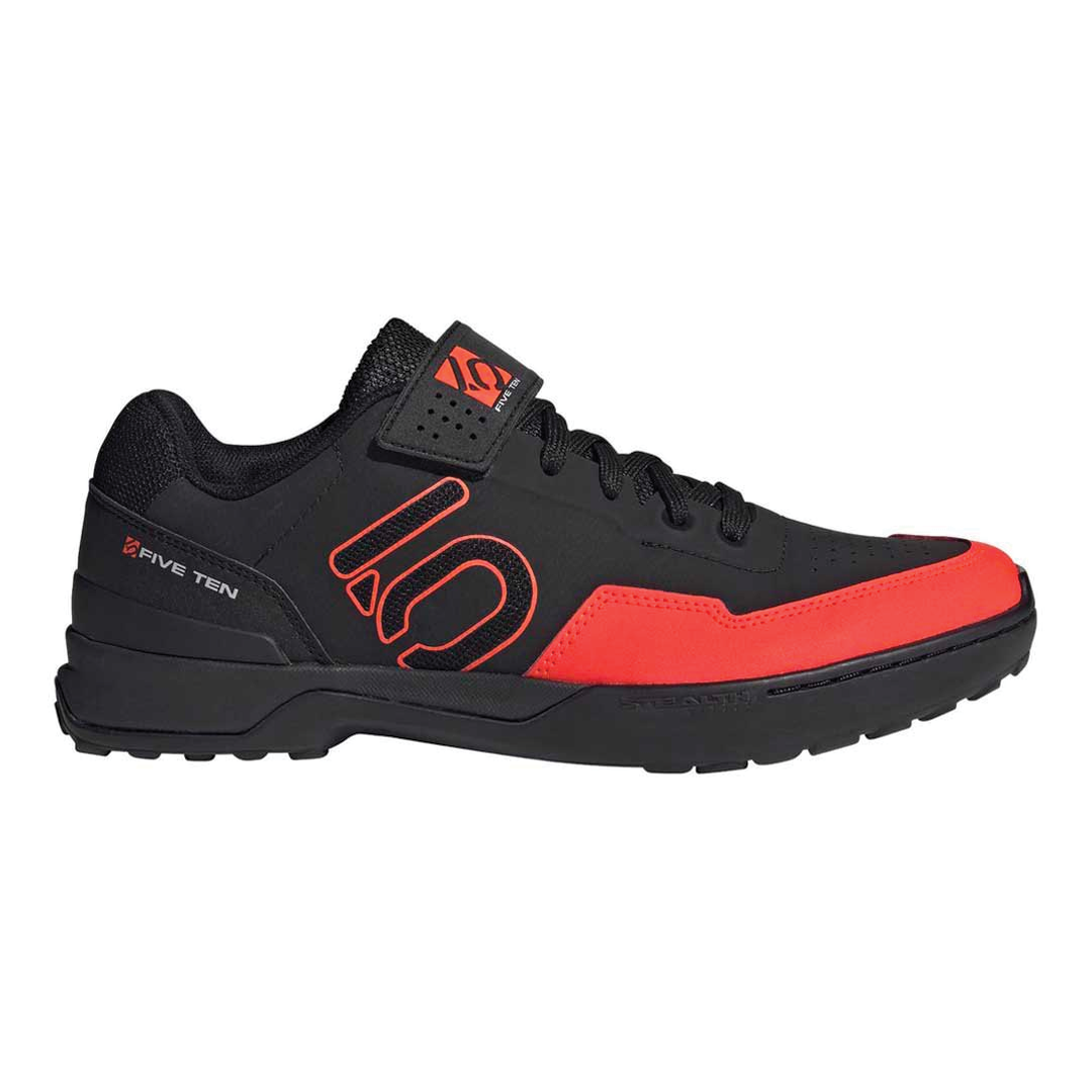 Shoes Five Ten Kestrel Lace Core Black/Solar Red-2
