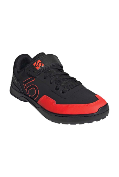 Shoes Five Ten Kestrel Lace Core Black/Solar Red