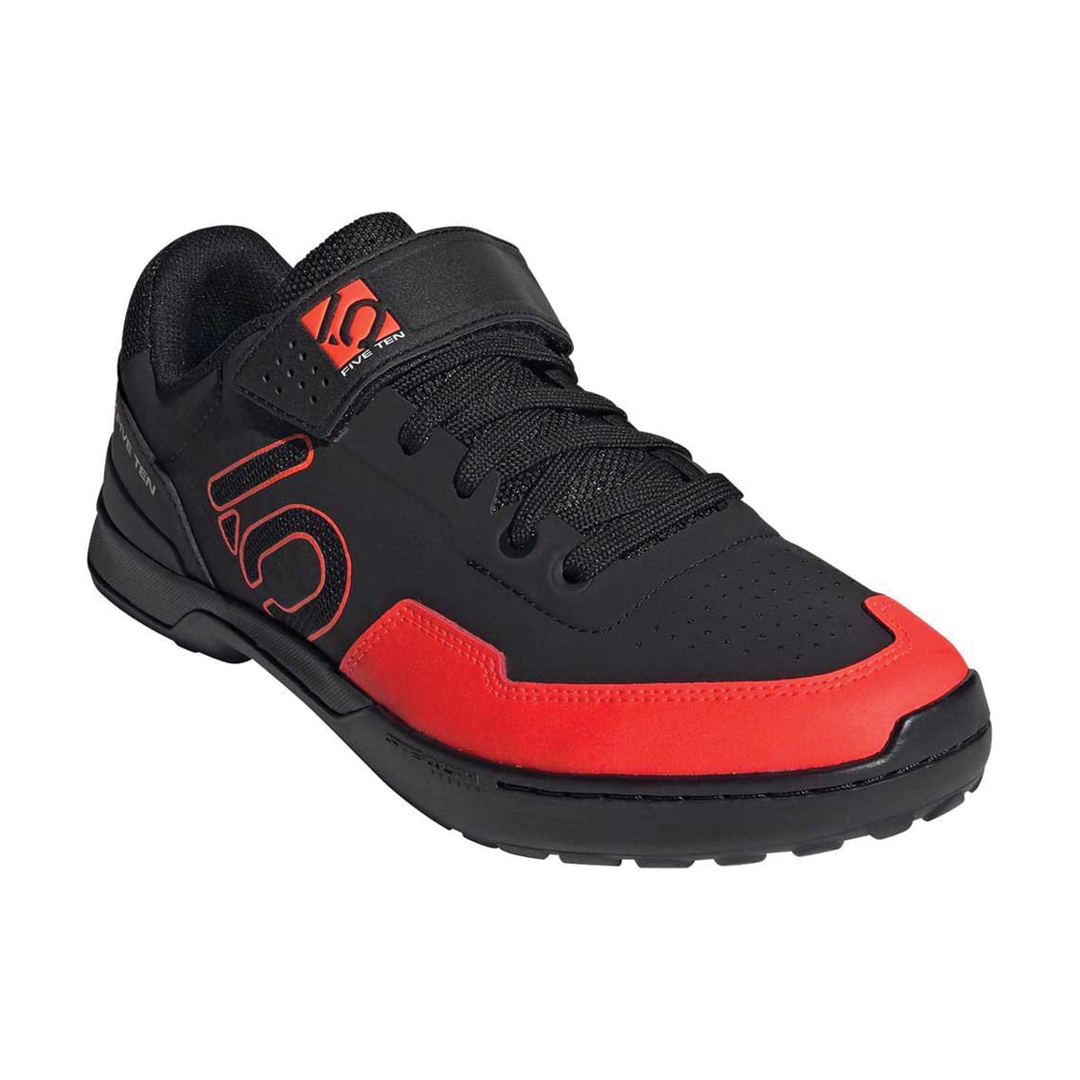 Shoes Five Ten Kestrel Lace Core Black/Solar Red-1