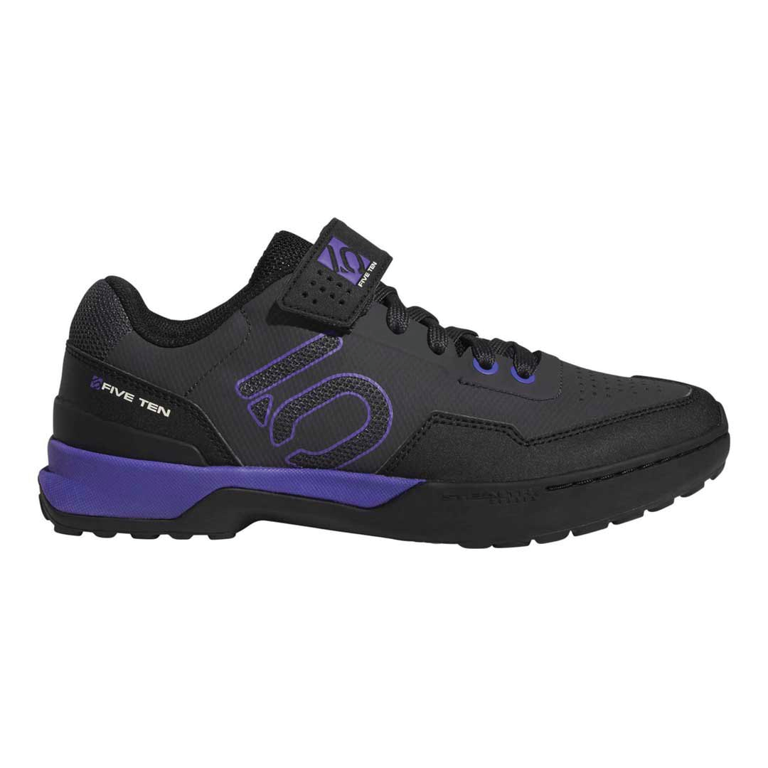 Shoes Five Ten Women's Kestrel Lace Black/Purple-2