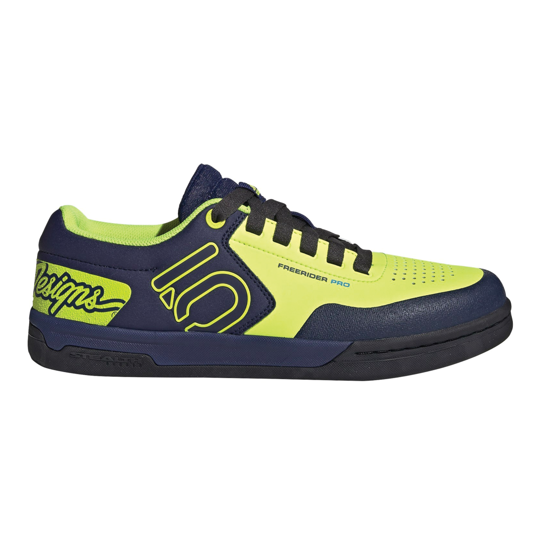 Shoes Five Ten Freerider Pro TLD Solar Yellow/Navy/TLD-2