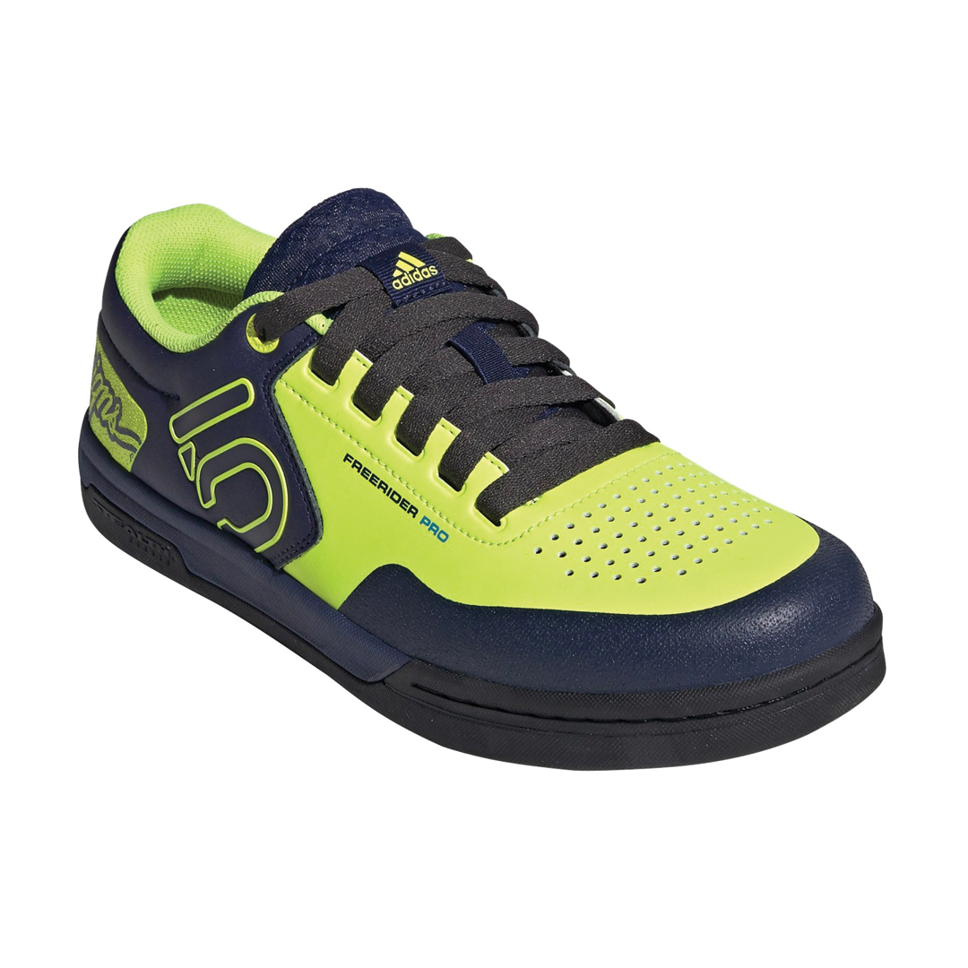 Shoes Five Ten Freerider Pro TLD Solar Yellow/Navy/TLD-1