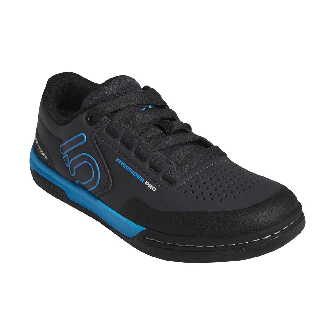 Shoes Five Ten Women's Freerider Pro Black/Cyan-1