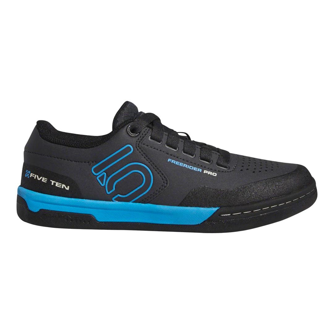 Shoes Five Ten Women's Freerider Pro Black/Cyan-2