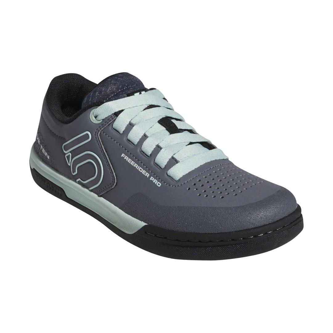 Shoes Five Ten Women's Freerider Pro Onix/Green-1