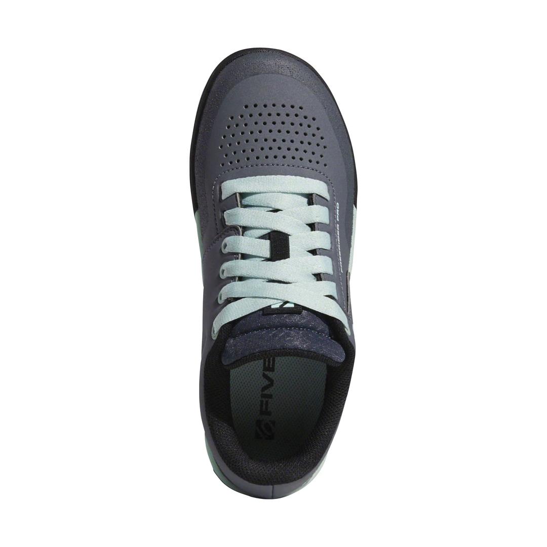 Shoes Five Ten Women's Freerider Pro Onix/Green-3
