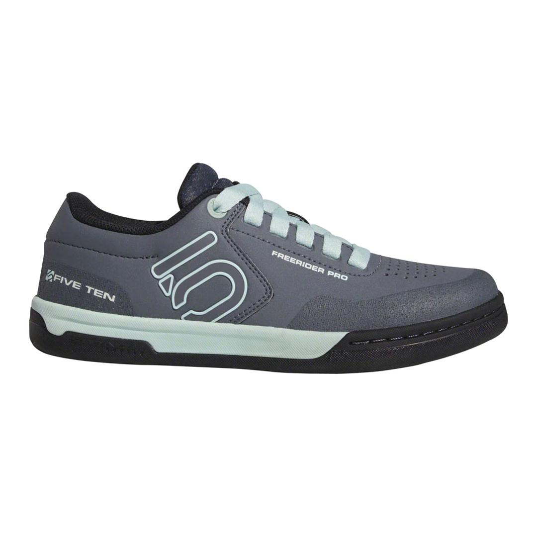 Shoes Five Ten Women's Freerider Pro Onix/Green-2