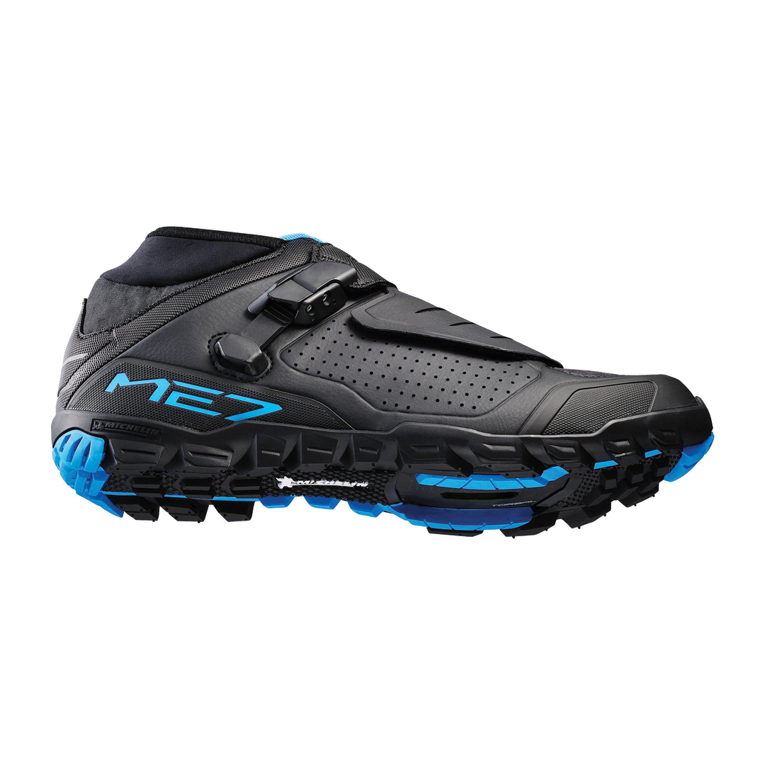 Shoes Shimano SH-ME7 Black/Blue-2