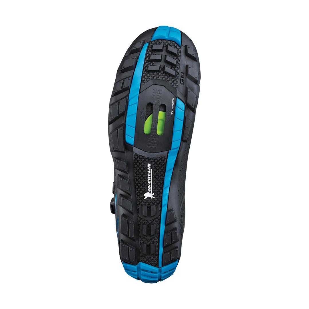 Shoes Shimano SH-ME7 Black/Blue-3