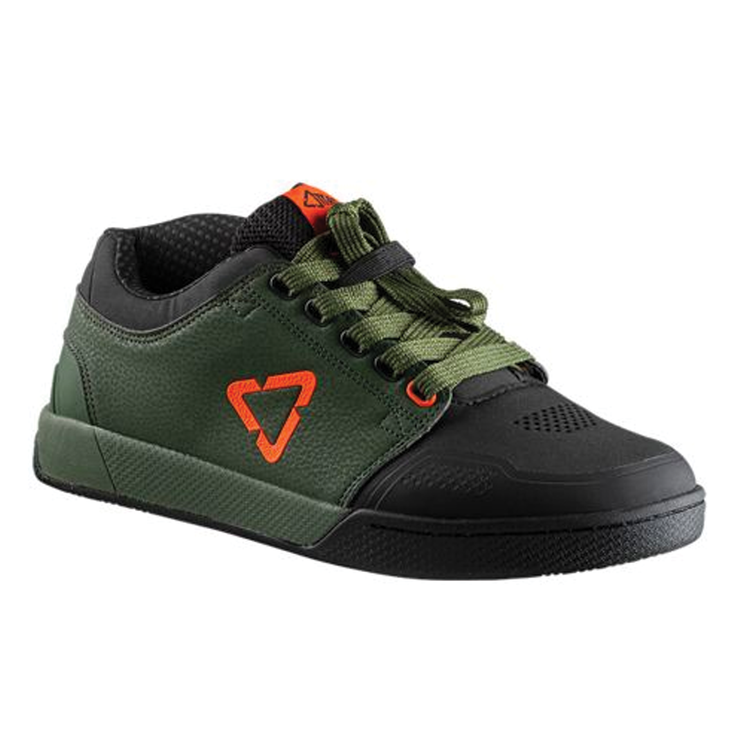 Shoes Leatt DBX 3.0 Flat Forest-1