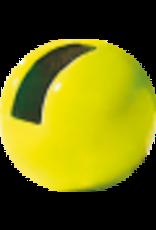 Hanak HANAK Slotted Tungsten Beads - Fluo Chartreuse 3.5mm