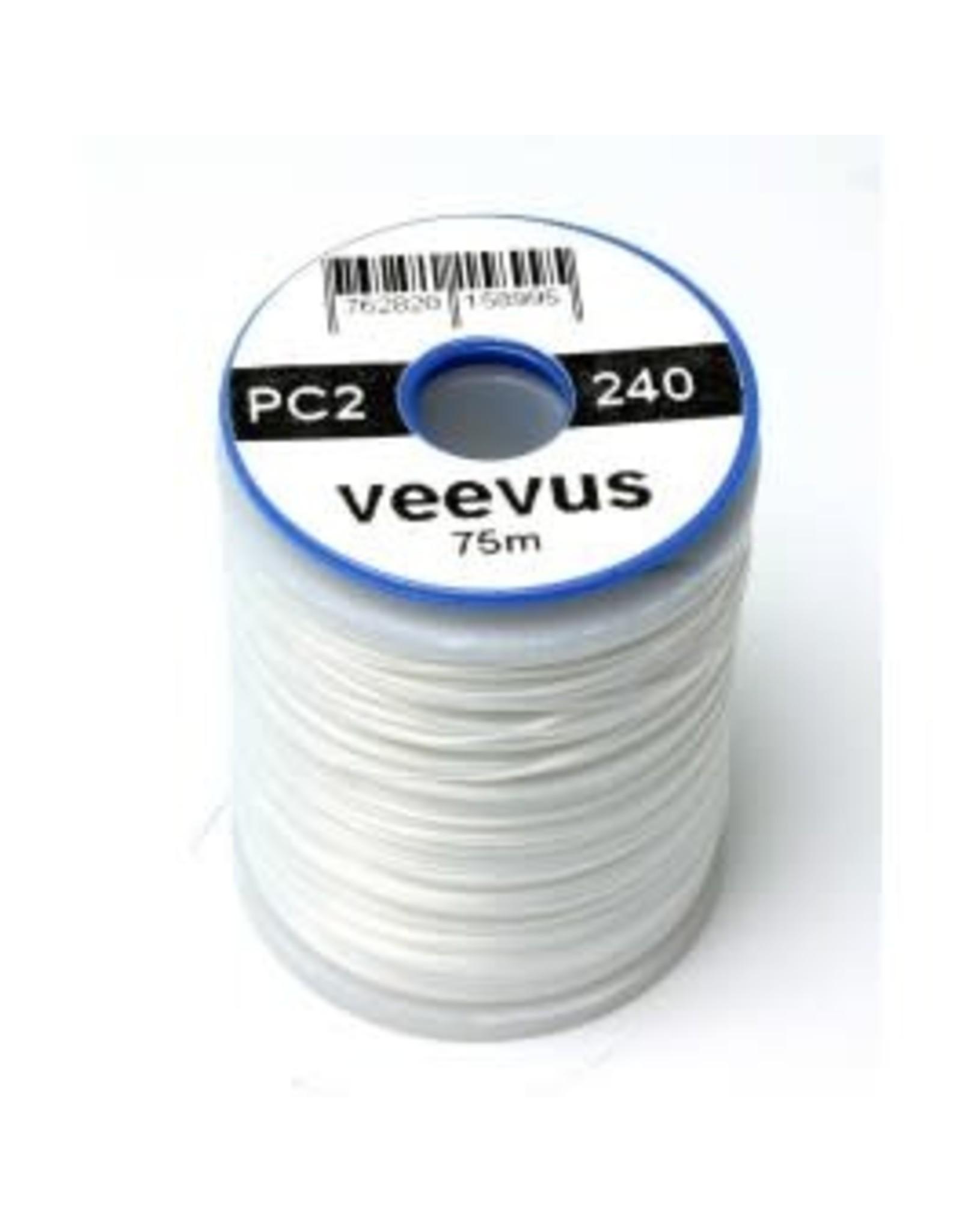 Veevus 240 White Power Thread