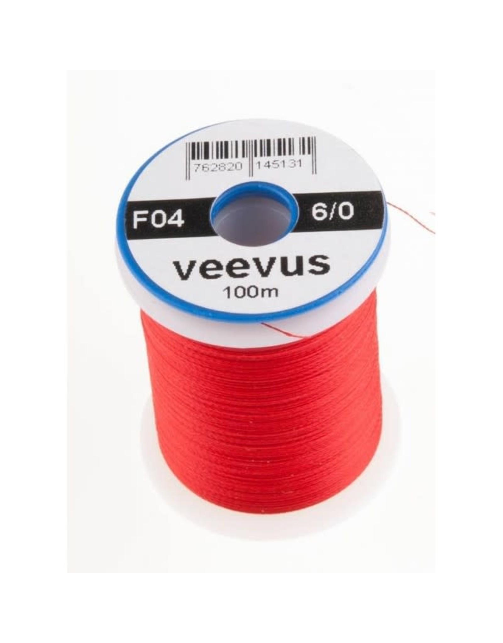 Veevus 6/0 Red Veevus Thread
