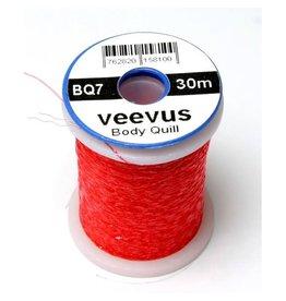 Veevus Body Quill Hot Orange