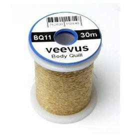 Veevus Body Quill Tan