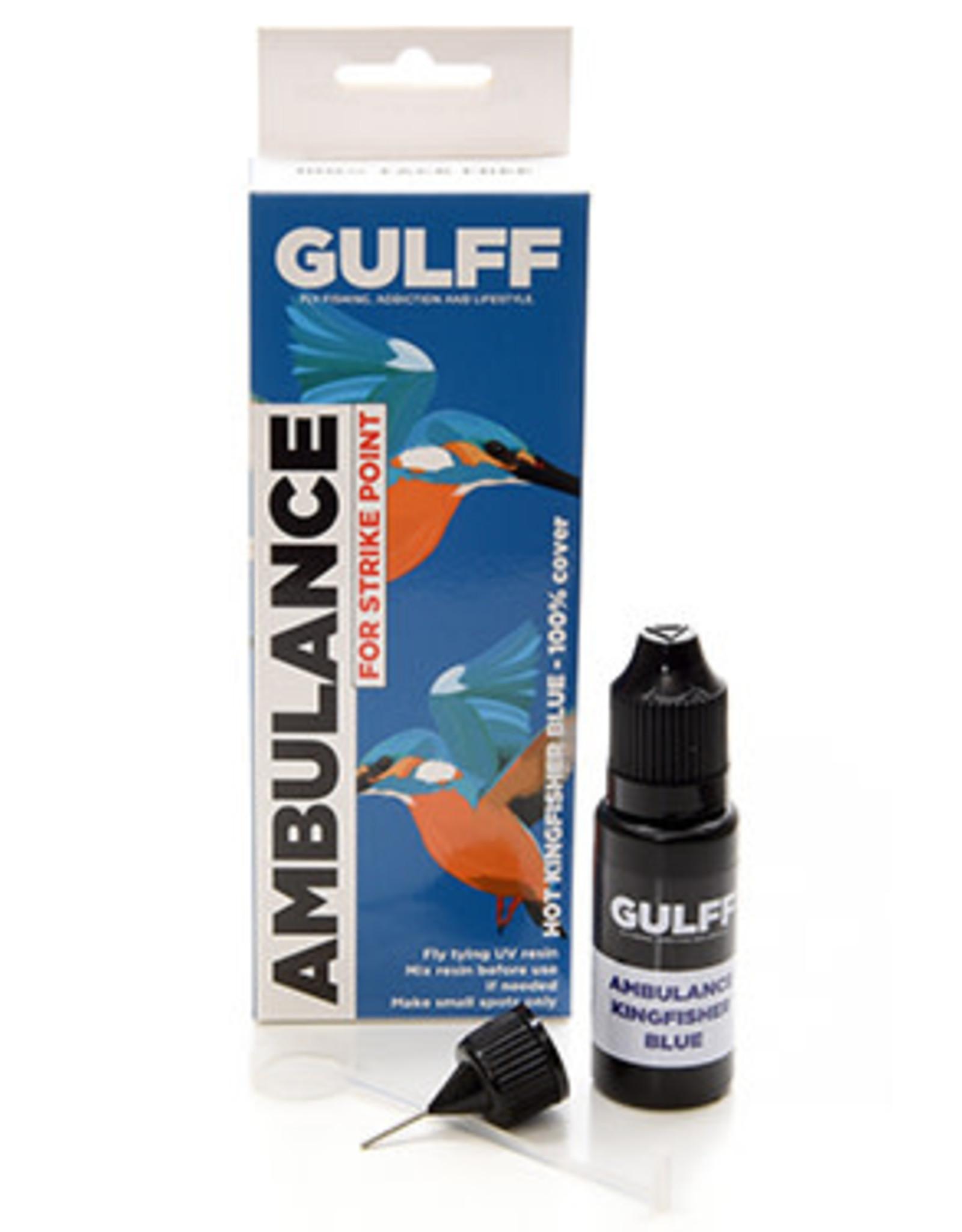 Gulff Gulff Ambulance King Fisher Blue