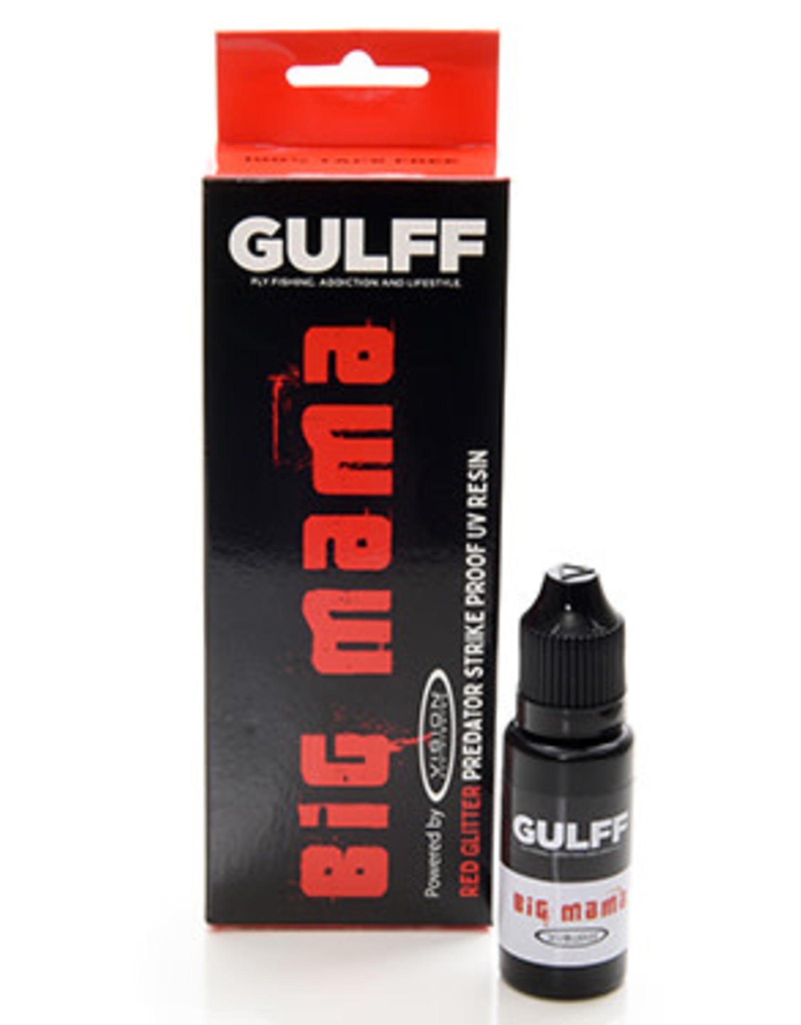 Gulff Gulff Big Mama Red Glitter