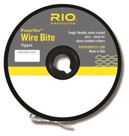 Rio Powerflex Wire Bite 40lb