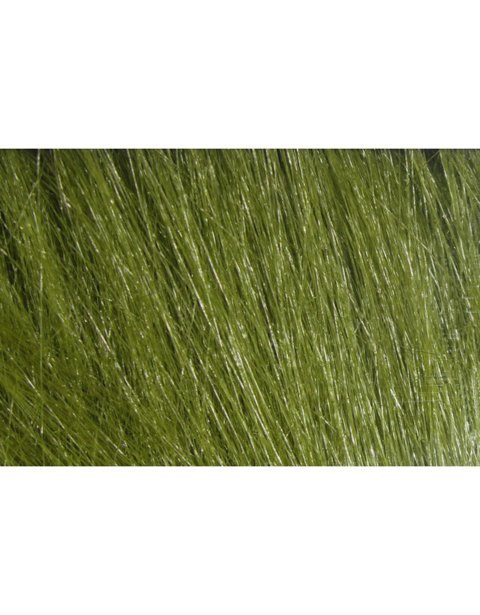 Hareline Extra Select Craft Fur - Medium Olive XCF230