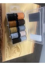 Semperfli Semperfli Dry Fly Poly Yarn - Caddis Selection