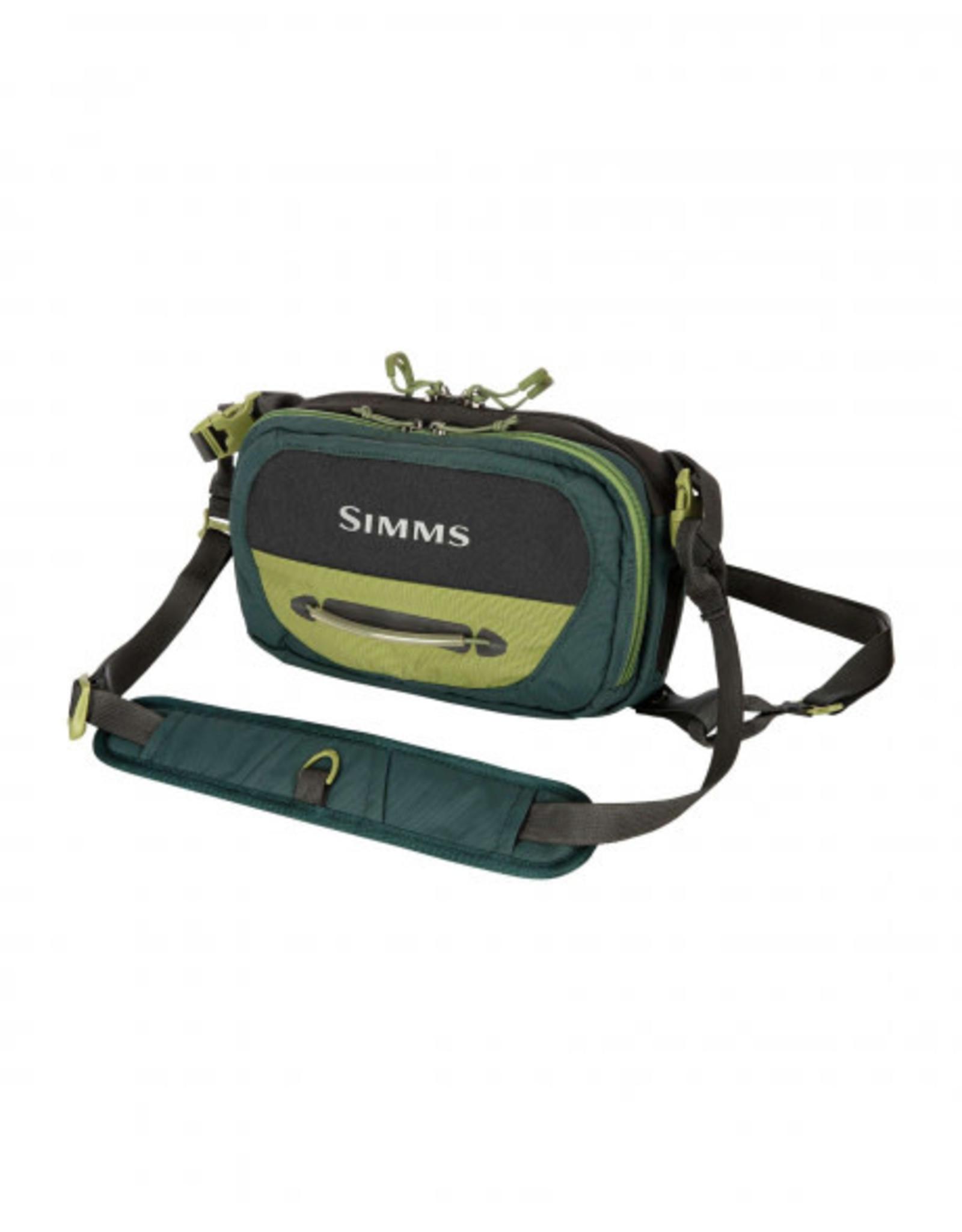 Simms Freestone Chest Pack - Shadow Green