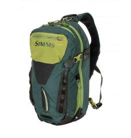 Simms Freestone Ambidextrous Sling Pack - Shadow Green
