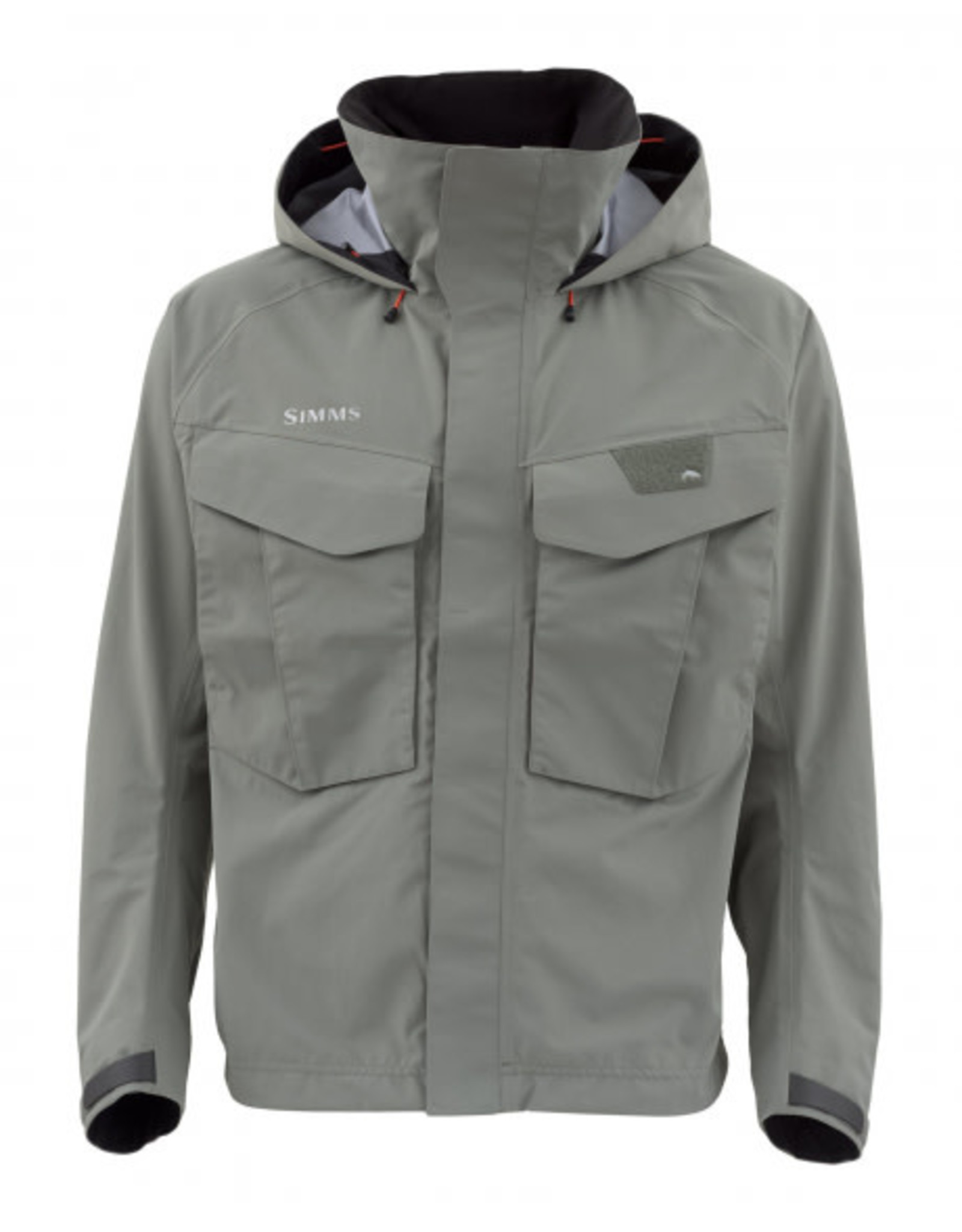 Simms Simms Freestone Jacket Striker Grey XXL