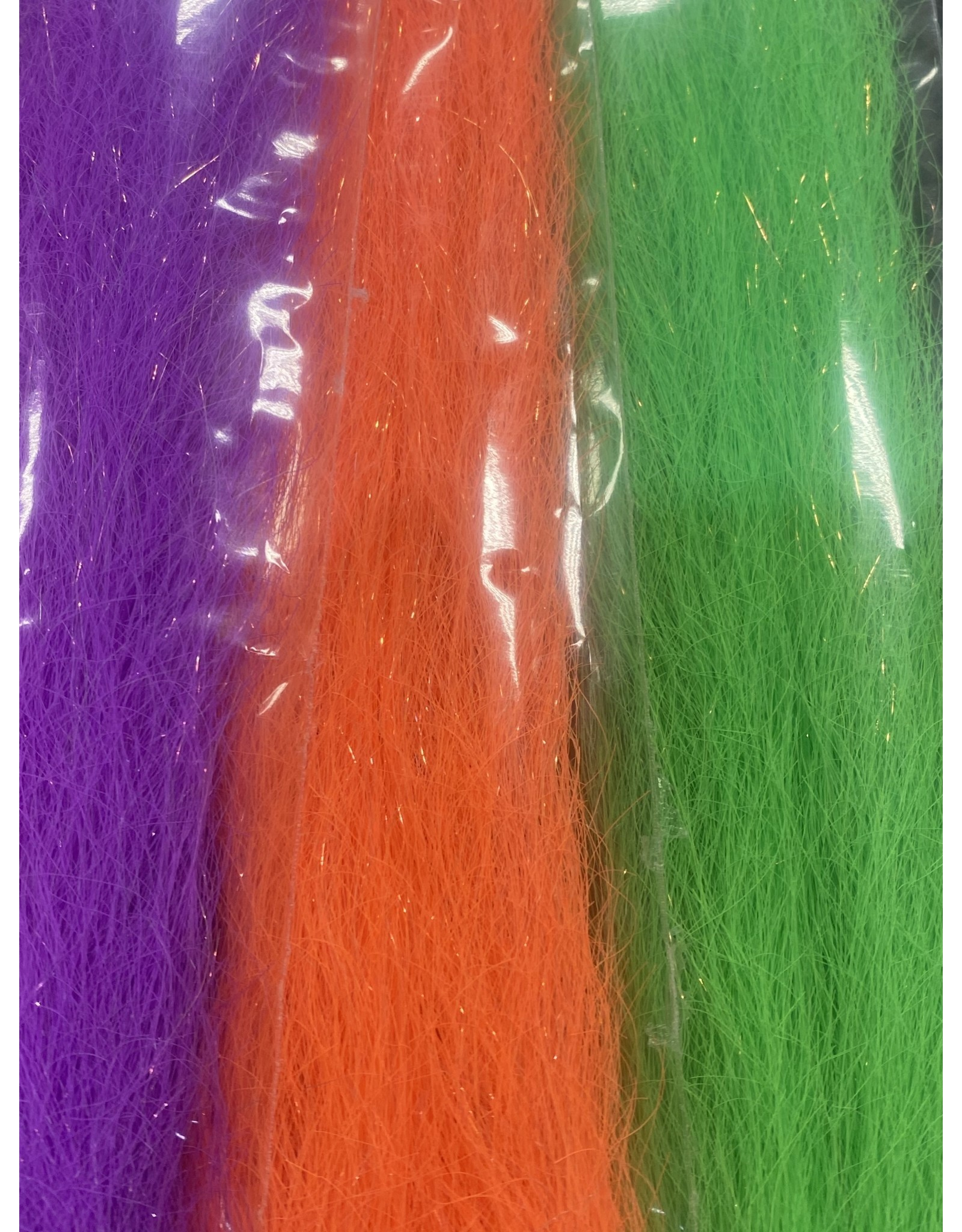 """Just Add H2O Products Frenzy Fly Brush 5"""" - Electric Orange"""