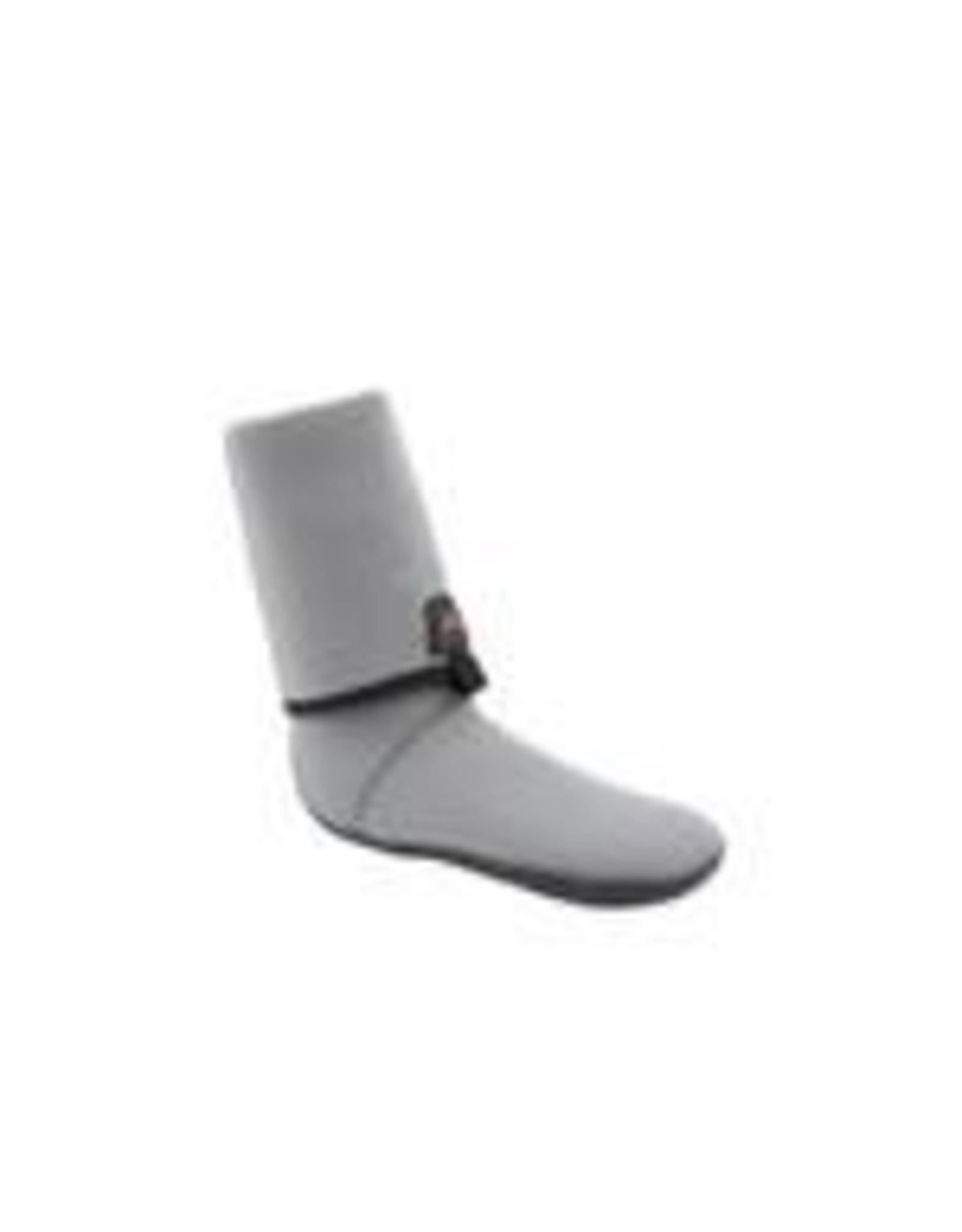 Simms Guide Guard Socks - Pewter - Large