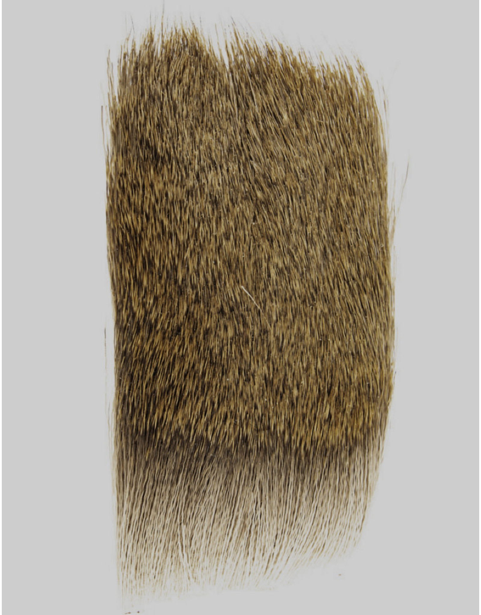 SHOR SHOR Deer Body Hair Dyed from Natural - Bleached