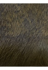 SHOR SHOR Deer Body Hair Dyed from Natural - Sculpin Olive