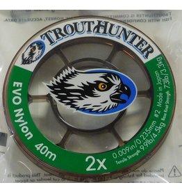Trouthunter TroutHunter EVO Nylon Tippet 2X 40m