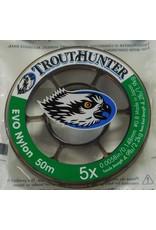 Trouthunter TroutHunter EVO Nylon Tippet 5X 50m