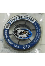 Trouthunter TroutHunter Big Game Fluorocarbon Tippet 01X 25m