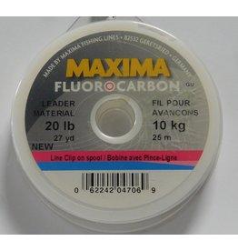 Maxima Maxima Fluorocarbon Leader Wheel 20lb