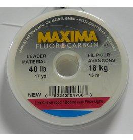 Maxima Maxima Fluorocarbon Leader Wheel 40lb