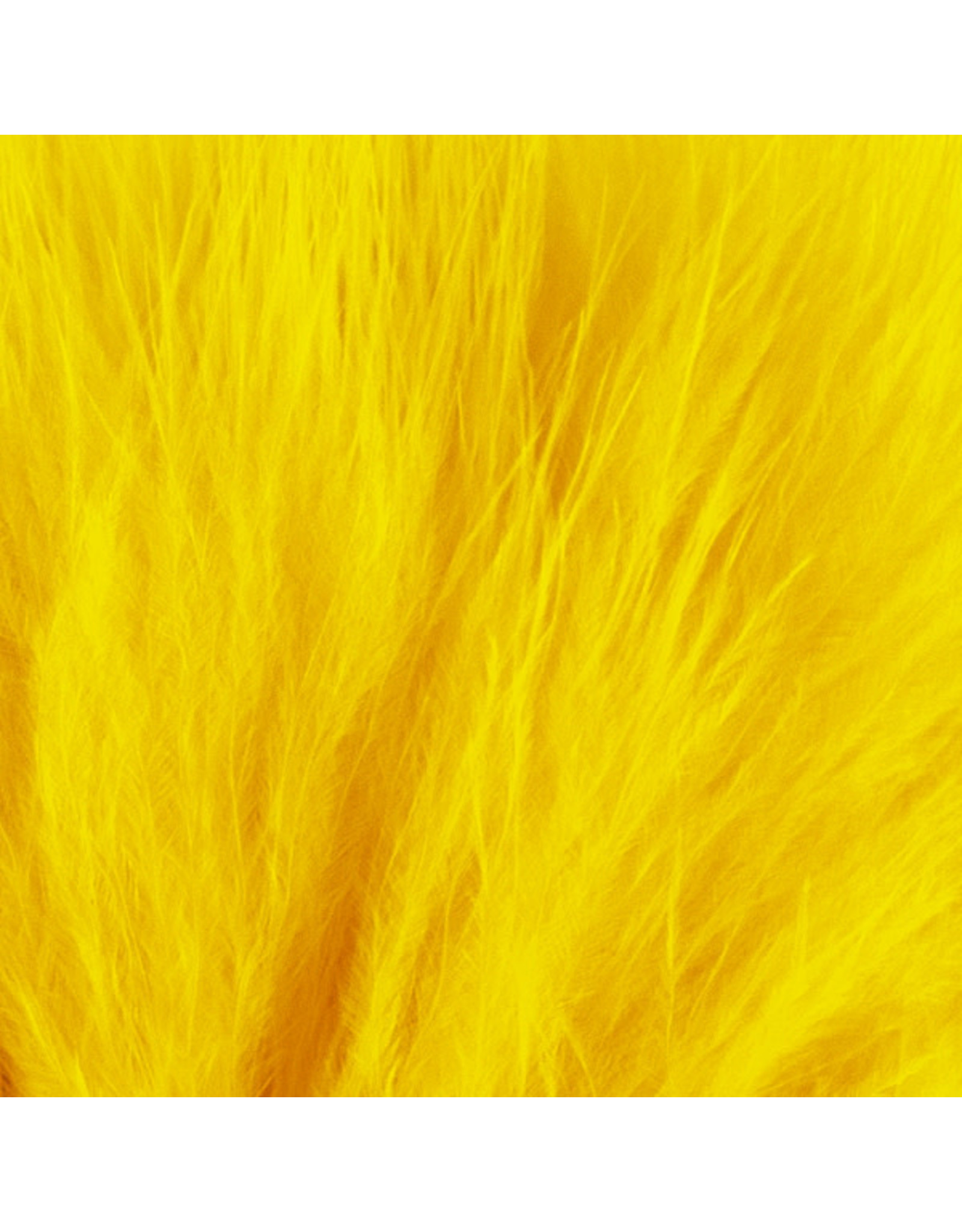 SHOR SHOR Marabou 1/4oz - Yellow