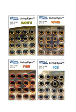 Flymen Living Eyes - Ice 7mm