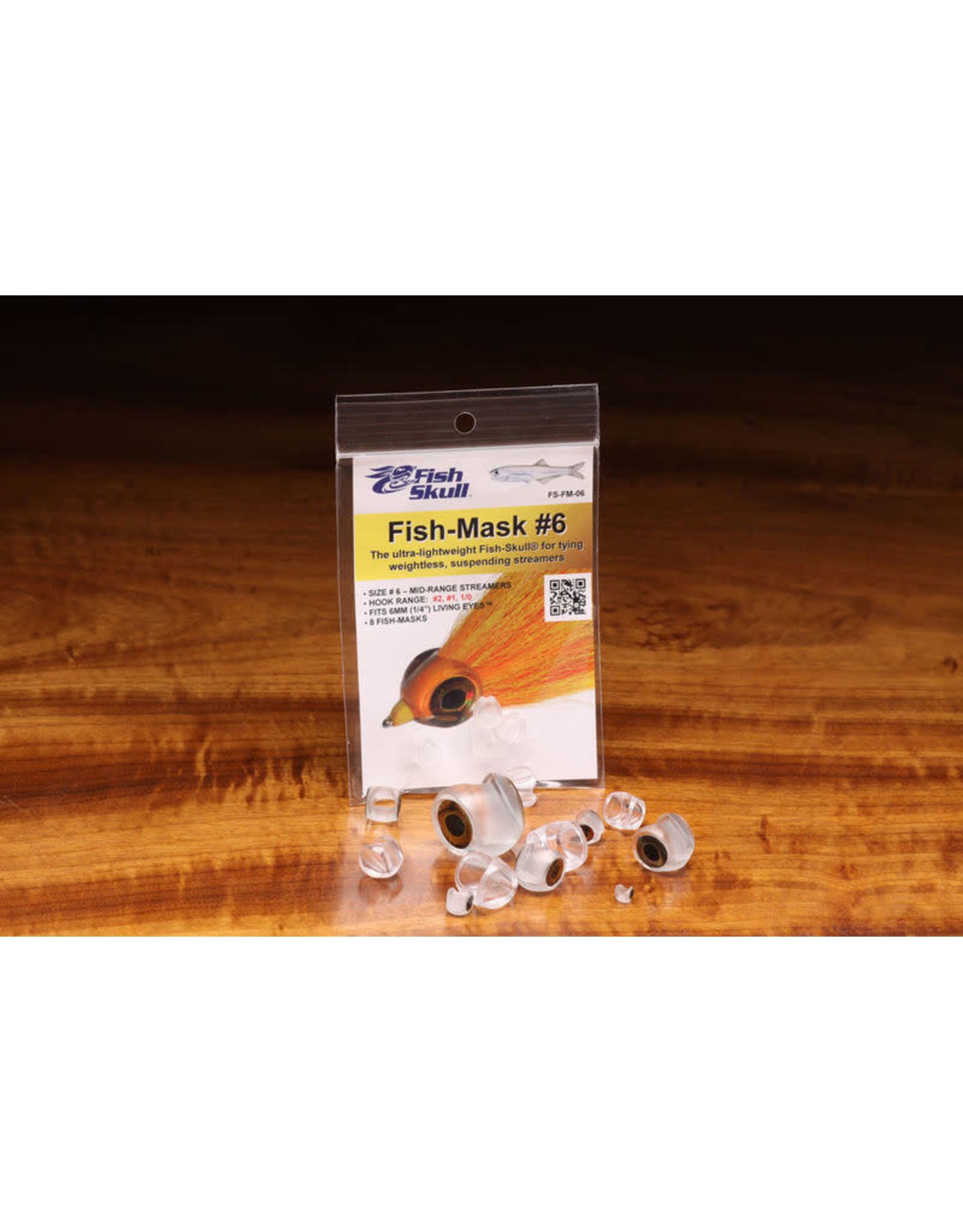 Flymen Fish Mask 15mm