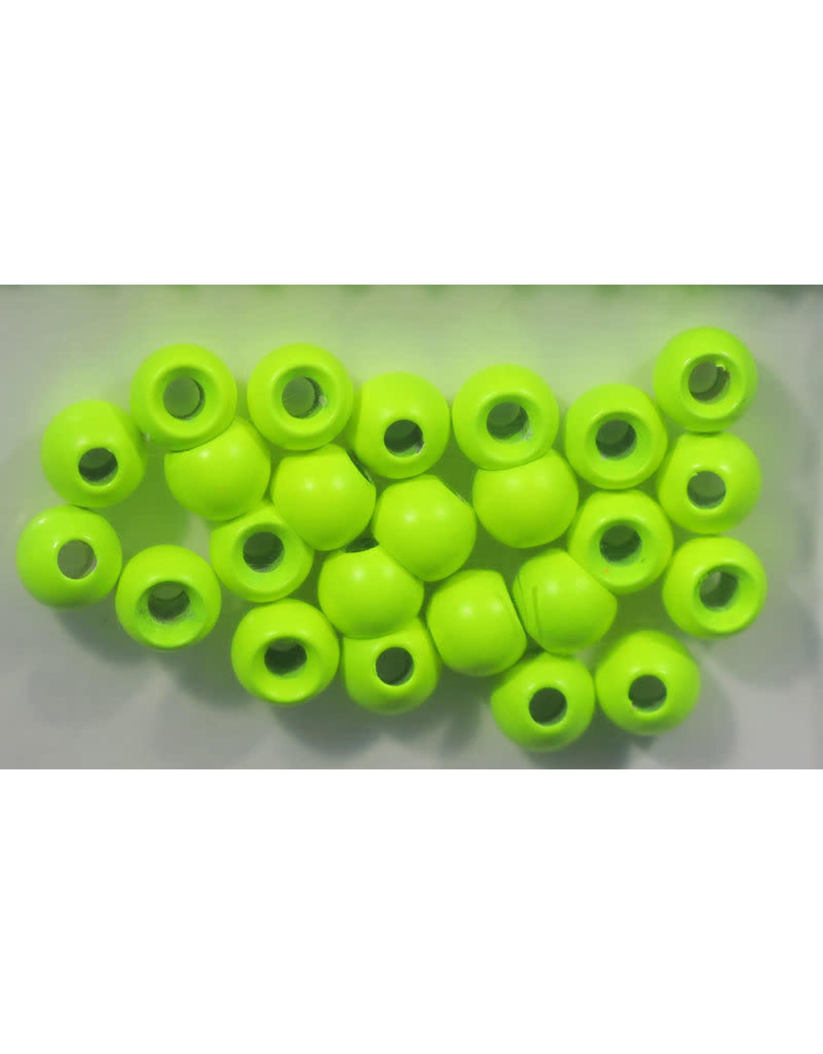 "Hareline Dazzle Beads - Chartreuse 1/8"""