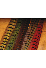 Hareline Ringneck Pheasant Tail Feathers - Natural RPCP242